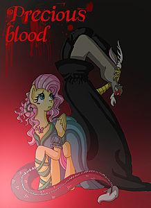 Thumb precious blood  fanfiction fanart  by iduchan d9aens7 fullview